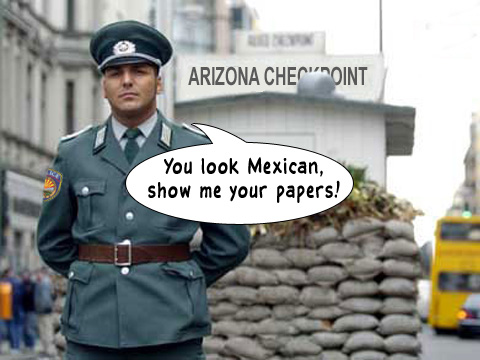 Arizonas new immigration law