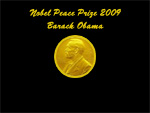 Obama Wins Nobel Peace Prize