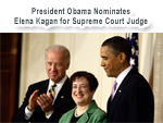 Obama Nominates Elena Kagan for Supreme Court Judge